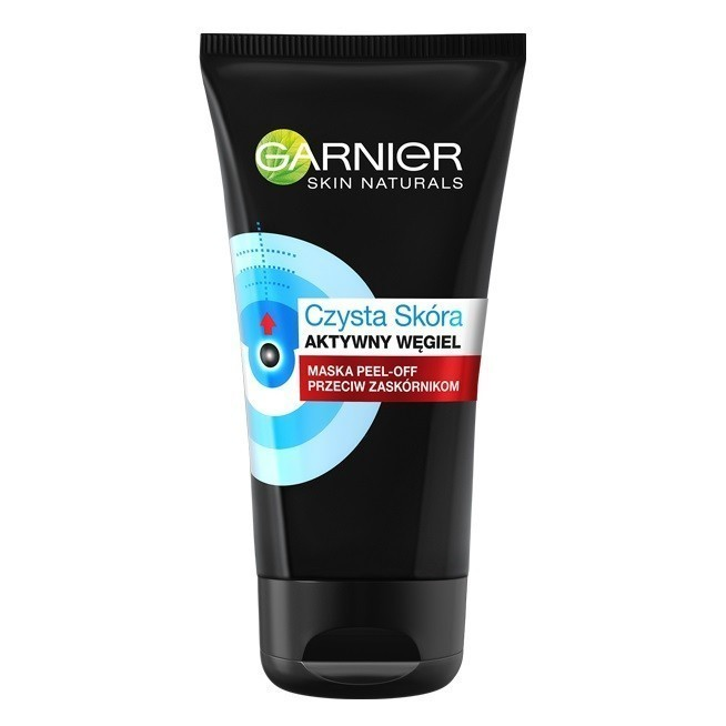 Garnier Skin Naturals Czysta Skóra Aktywny Węgiel