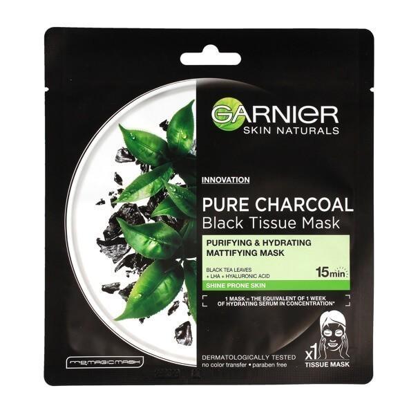 Garnier Skin Naturals Czarna Herbata