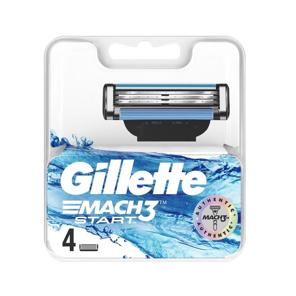 Gillette Mach3 Start