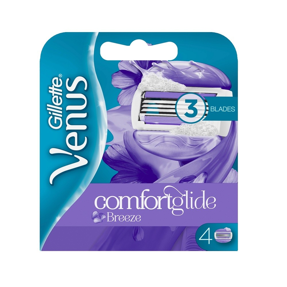 Gillette Venus Breeze Comfortglide