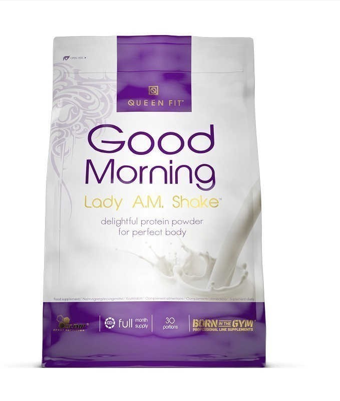 Olimp Good Morning Lady A.M.Shake Smak Czekoladowy 720 g