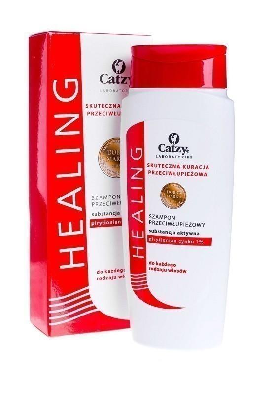 Healing Szampon Przeciwłupieżowy Do Każdego Rodzaju Włosów 200 ml