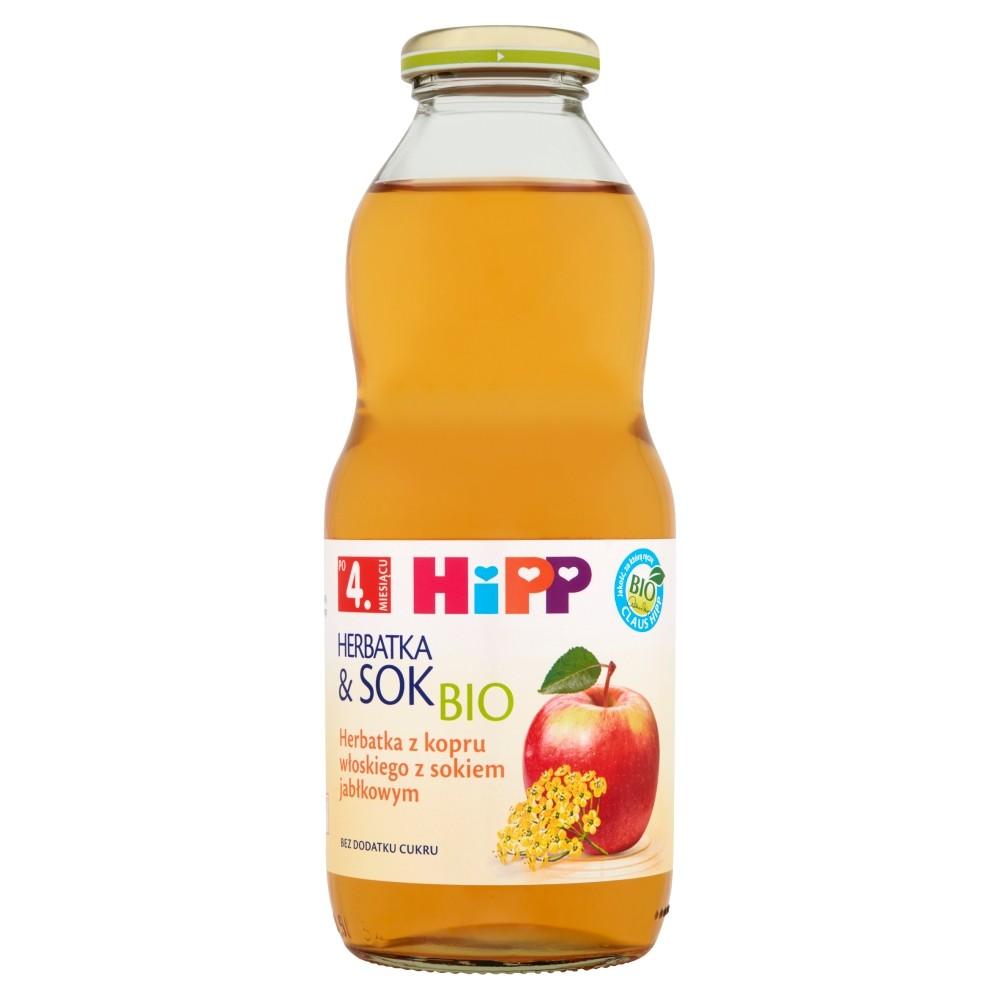 Hipp Koper Włoski z Sokiem Jabłkowym