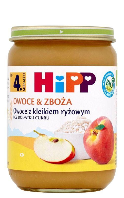 Hipp Owoce i Zboża Bio