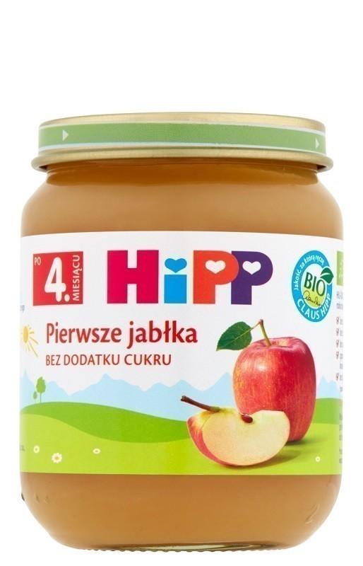 Hipp Pierwsze Jabłka Bio