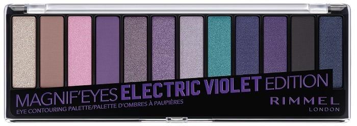 Rimmel Magnif`Eyes Electric Violet Edition