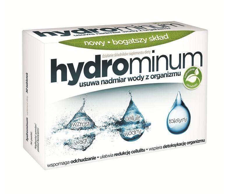 Hydrominum 30 Tabletki