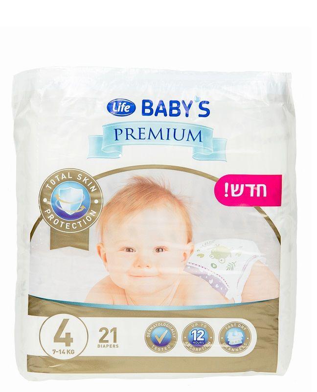 Life Baby`s Premium Maxi 4