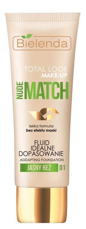 Bielenda Total Look Make-Up Nude Match