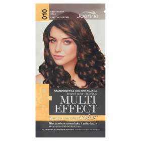 Joanna Multi Effect Color 10 Kasztanowy brąz