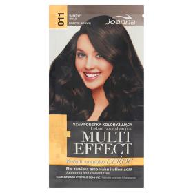 Joanna Multi Effect Color 11 Kawowy brąz