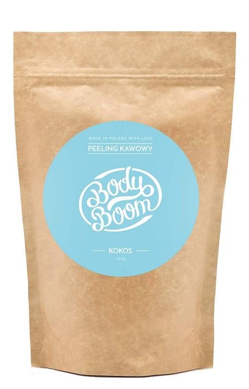 Body Boom Imprezowy Kokos