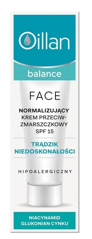 Oillan Balance SPF15