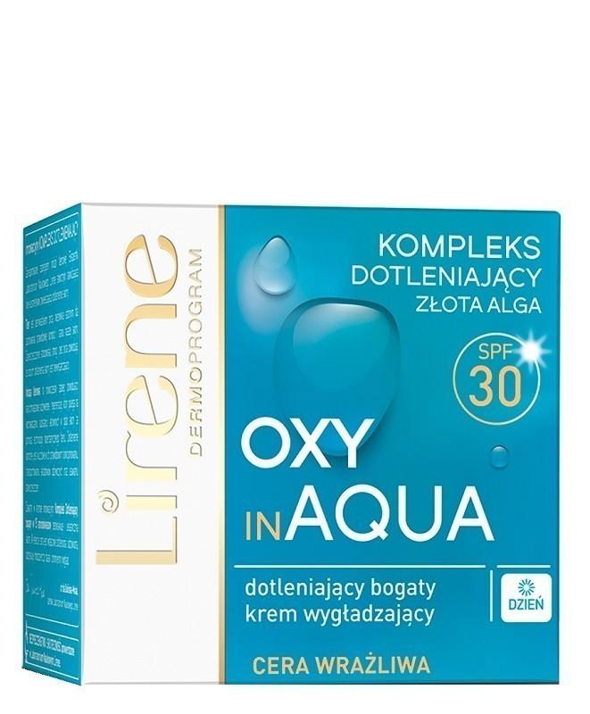 Lirene Oxy in Aqua Cera Wrażliwa SPF30