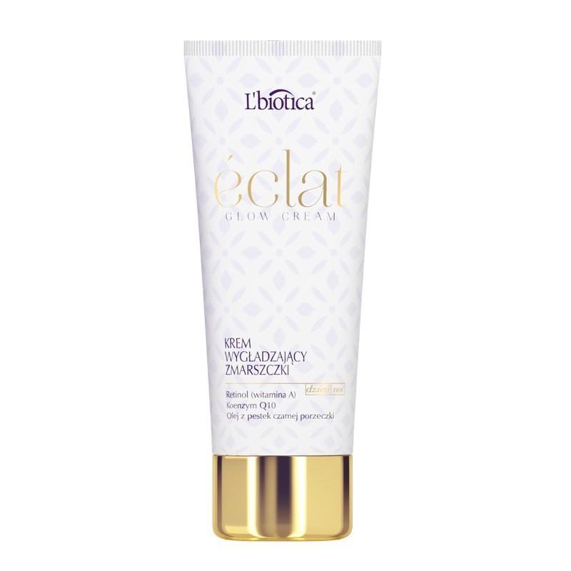 L'biotica Eclat Glow Cream Wygładzający Zmarszczki