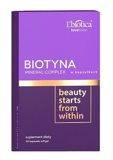 Biotyna + Mineral Complex