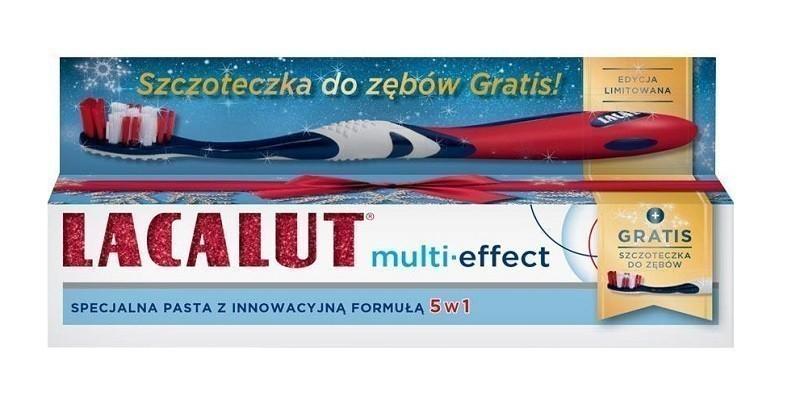 Lacalut Multi-effect zestaw