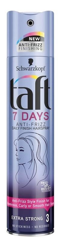 Taft 7 Days Anti-Frizz Extra Strong