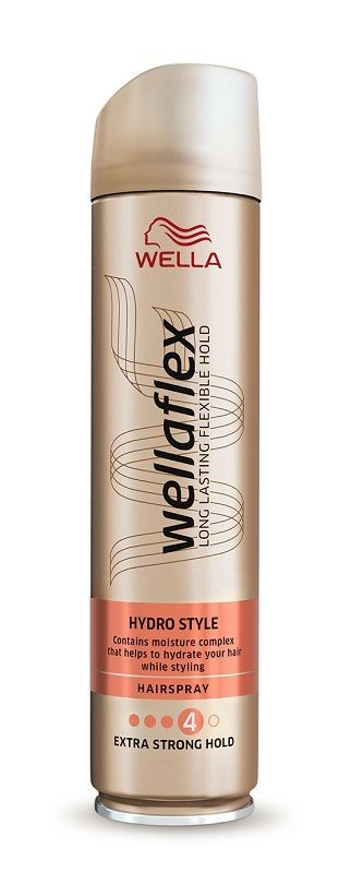 Wellaflex Hydro Style Extra Strong Hold