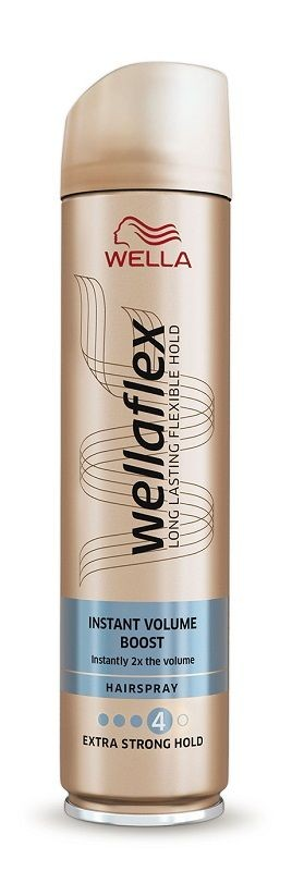 Wellaflex Instant Volume Boost Extra Strong Hold