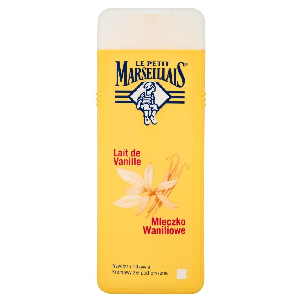 Le Petit Marseillais Mleczko waniliowe