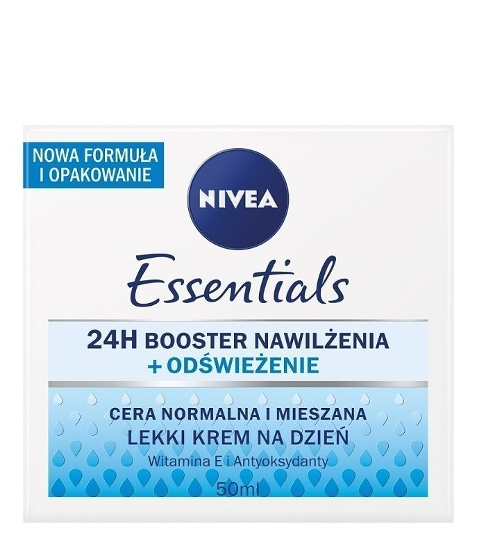 Nivea Essentials