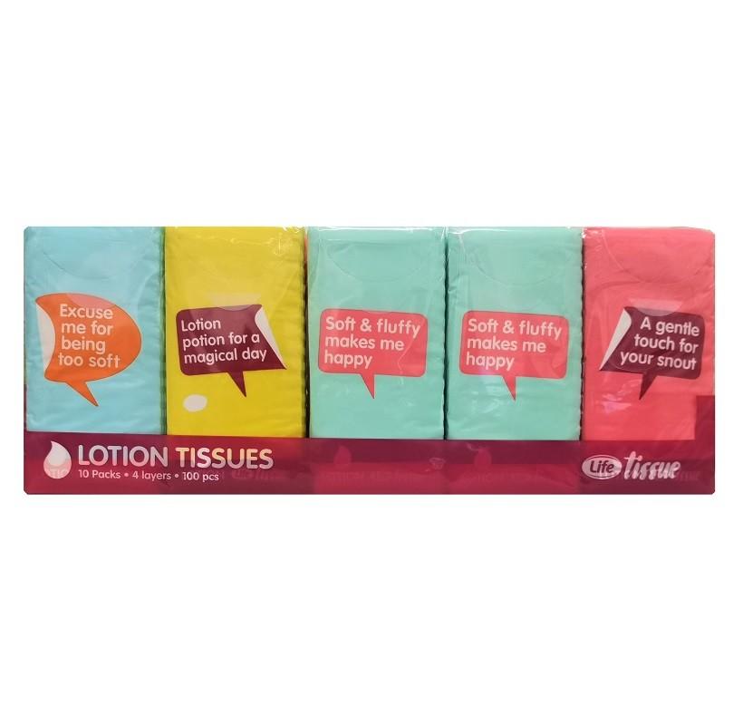 Life Lotion Tissue