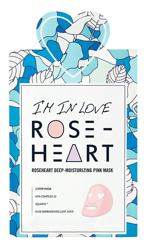 Life I'm in Lover Roseheart Deep Moisturizing Pink
