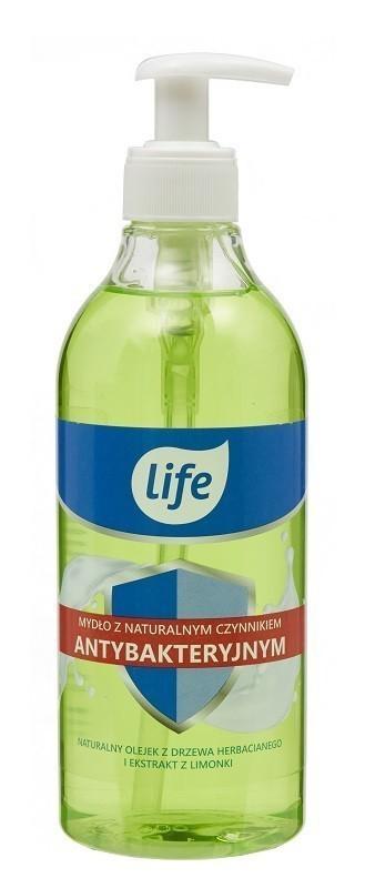 Life Tea Tree Oil & Lime z czynnikiem antybakteryjnym