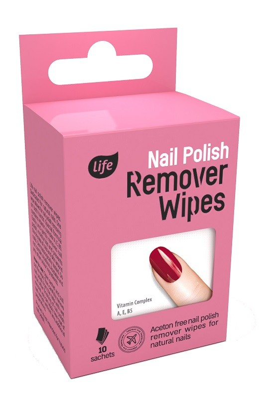 Life Remover Wipes