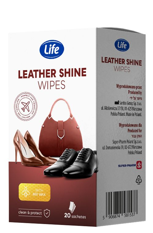 Life Leather Shine