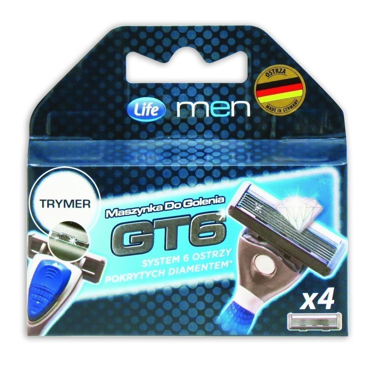 Life Men GT6 Refills