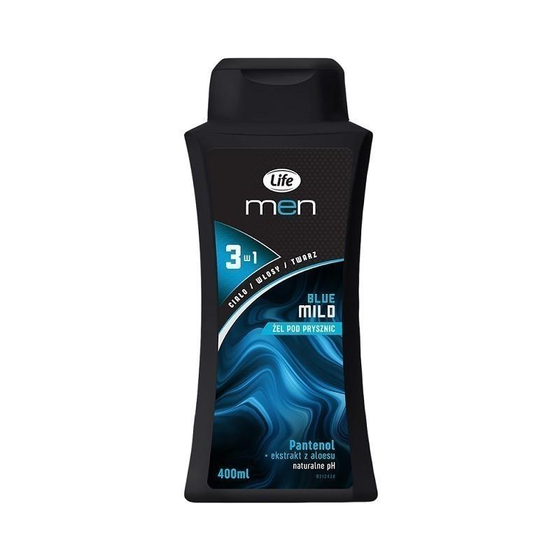 Life Men 3w1 Blue Milo
