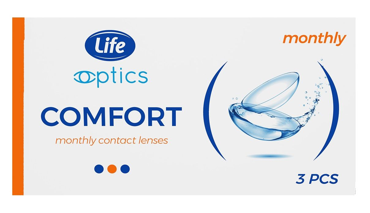 Life Optic Comfort Monthly