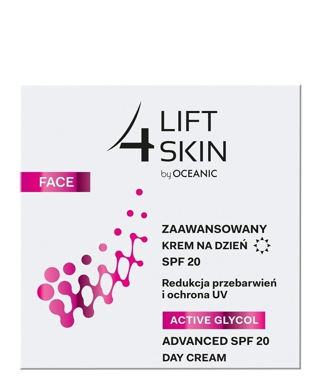 Lift 4 Skin Active Glycol SPF20