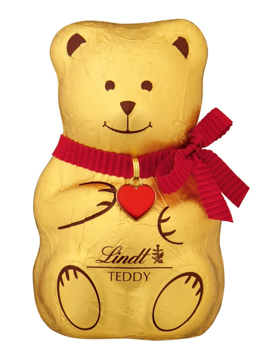 Lindt Teddy Milk XMASS