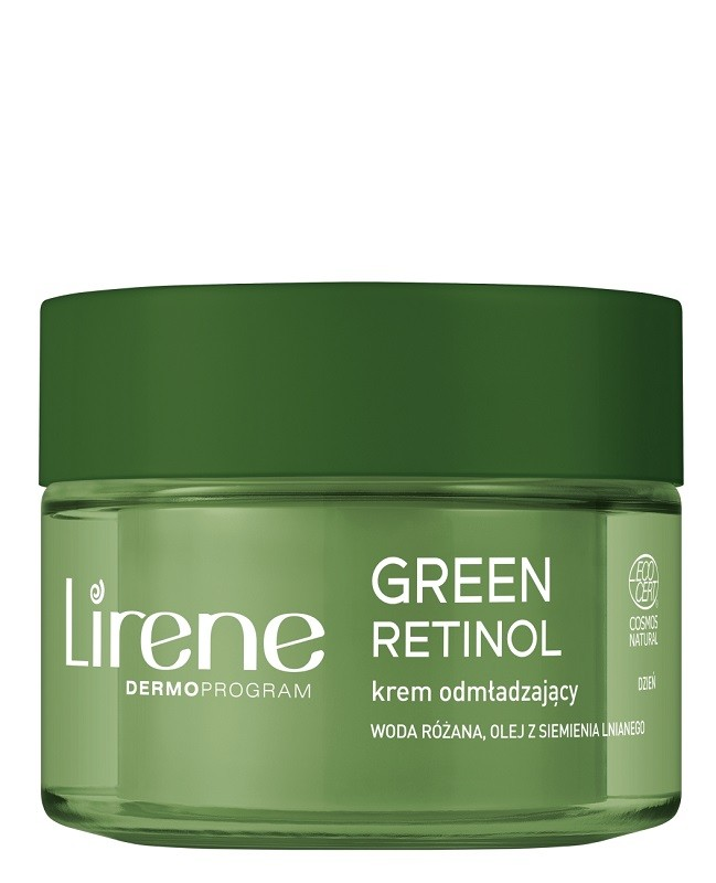 Lirene Green Retinol 60+