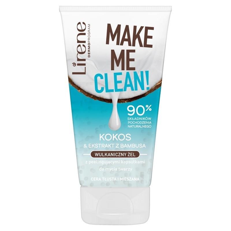 Lirene Make Me Clean Kokos & Ekstrakt z Bambusa