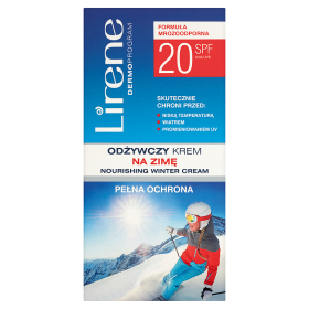 Lirene Dermoprogram Pełna Ochrona SPF20