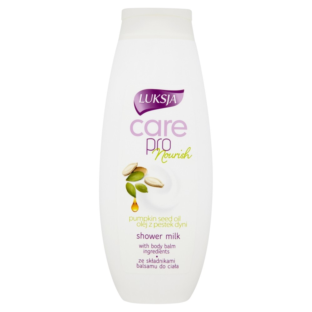 Luksja Care Pro Nourish Pumpkin Seed Oil