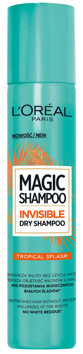 Magic Tropical Splash
