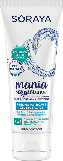 Soraya Mania Oczyszczania
