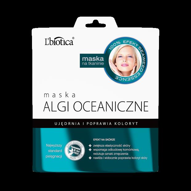 L'biotica Maska Z Alg Oceanicznych