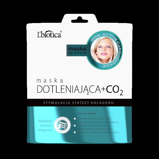 L'biotica Maska Dotleniająca +CO2