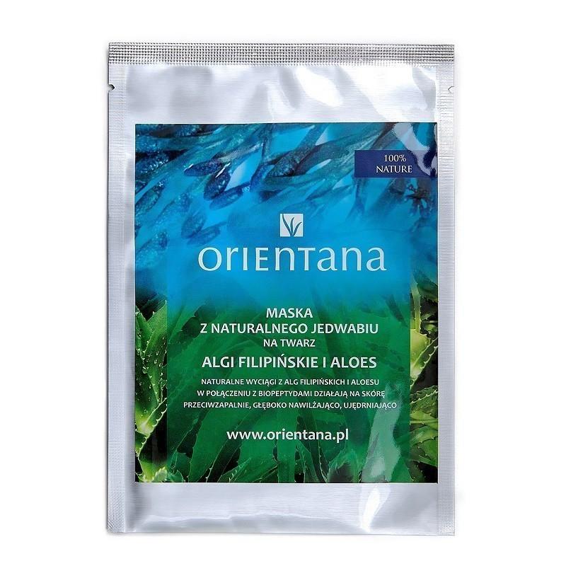 Orientana Algi Filipińskie i Aloes