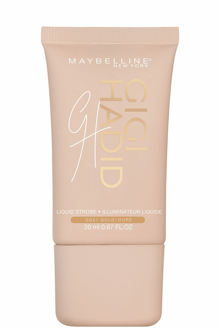 Maybelline Gigi Hadid Liquid Strob California Look