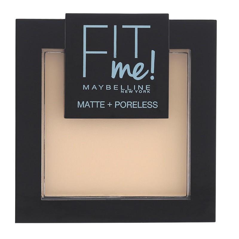 Maybelline Fit Me Matte+Poreless