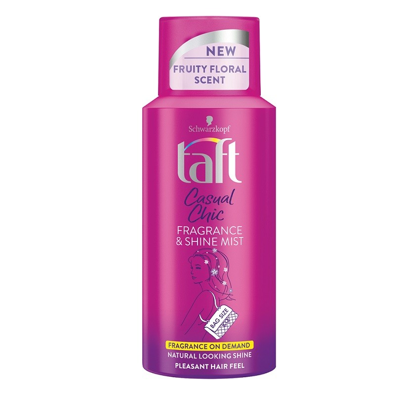 Taft Casual Chic Fragrance&Shine