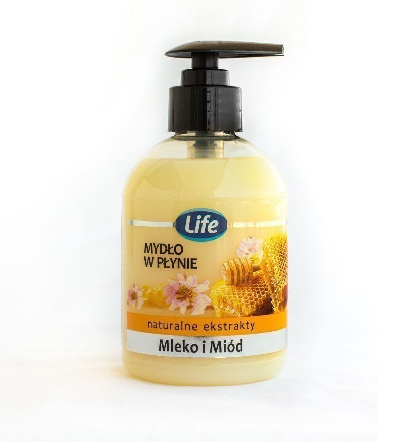 LIife Mleko i miód