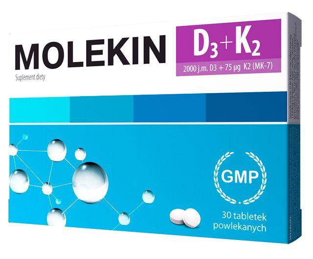 Molekin D3+K2